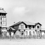 Woermannhaus mit Damaraturm